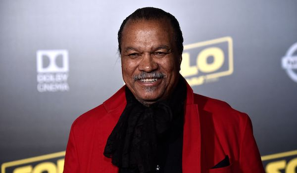 Billy Dee Williams Solo: A Star Wars Story Premiere