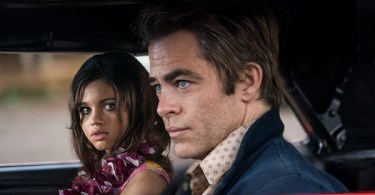 Chris Pine India Eisley I Am The Night