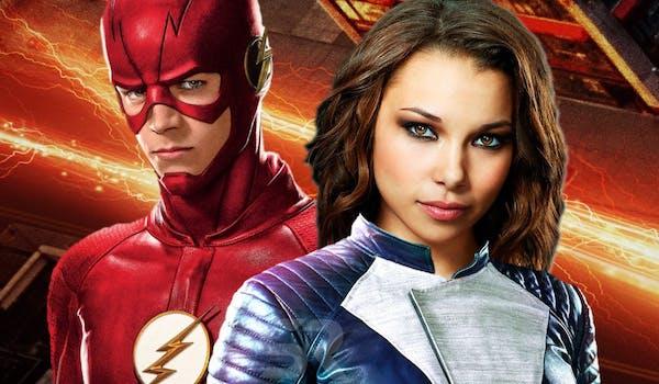 Grant Gustin Candice Patton, Jessica Parker Kennedy The Flash Season 5