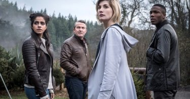 Jodie Whittaker Bradley Walsh Tosin Cole Mandip Gill Doctor Who Season 11