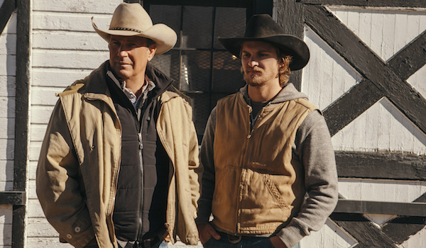 TV Review: YELLOWSTONE: Season 1, Episode 4: The Long Black Train [Paramount Network]