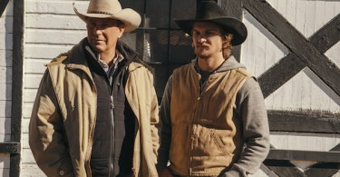 Kevin Costner Luke Grimes Yellowstone The Long Black Train