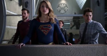 Melissa Benoist Chris Wood Chyler Leigh Jeremy Jordan Supergirl Season 4