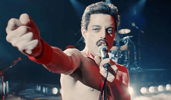 Rami Malek Bohemian Rhapsody
