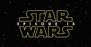 Star Wars Episode 9 Fan Logo