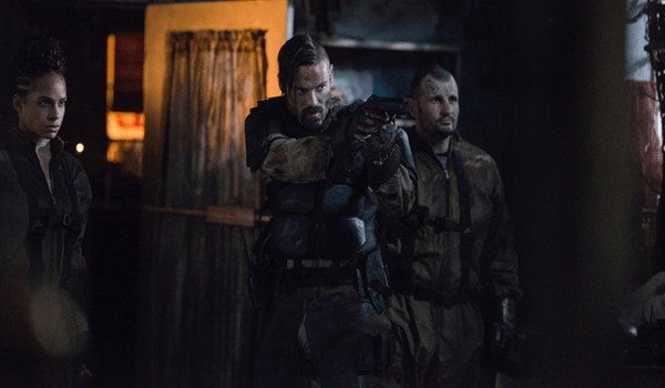 TV Review: THE 100: Season 5, Episode 9: Sic Semper Tyrannis [The CW]