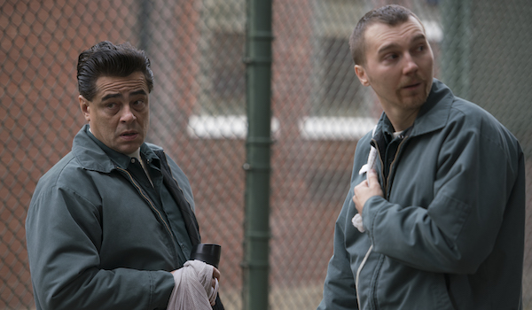 ESCAPE AT DANNEMORA (2018) TV Mini-series Trailer: Benicio del Toro's Prison Escape Drama [Showtime]