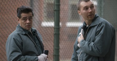 Benicio Del Toro Paul Dano Escape at Dannemora Episode 3