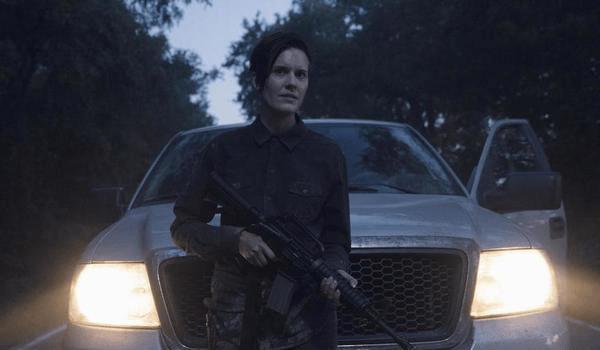 Maggie grace Fear the Walking Dead Weak
