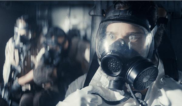 MEGAN (2018) Short Film: Greg Strasz's Sci-fi Adventure