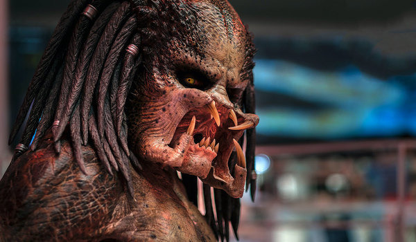 Znalezione obrazy dla zapytania the predator 2018