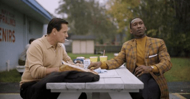 Viggo Mortensen Mahershala Ali Green Book