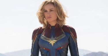 Brie Larson Captain Marvel Entertainment Weekly September 2018