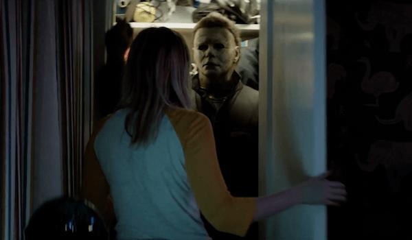 Nick Castle Halloween 2018