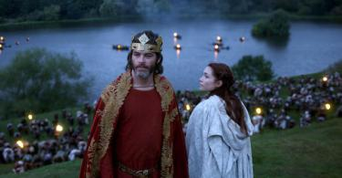 Chris Pine Florence Pugh Outlaw King