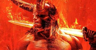 Hellboy 2019 Movie Poster