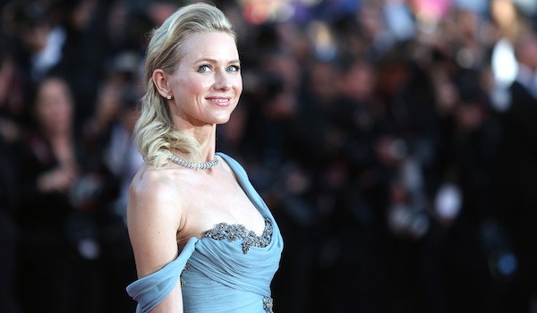 Naomi Watts Smiling Red Carpet