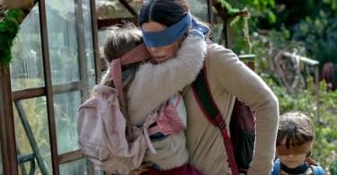 Sandra Bullock Bird Box