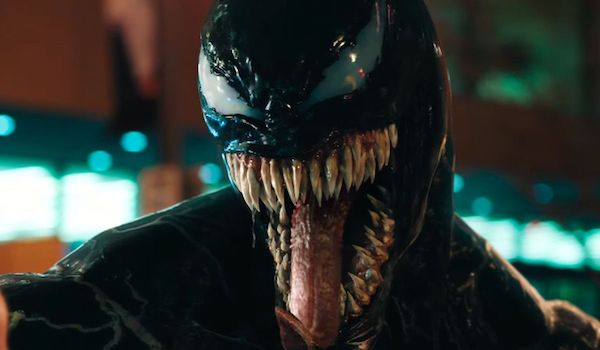 Venom FilmBookCast