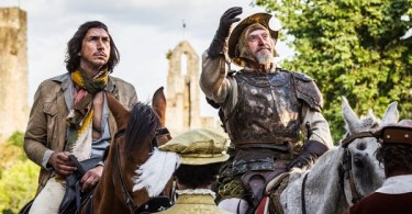 Adam Driver Jonathan Pryce The Man Who Killed Don Quixote