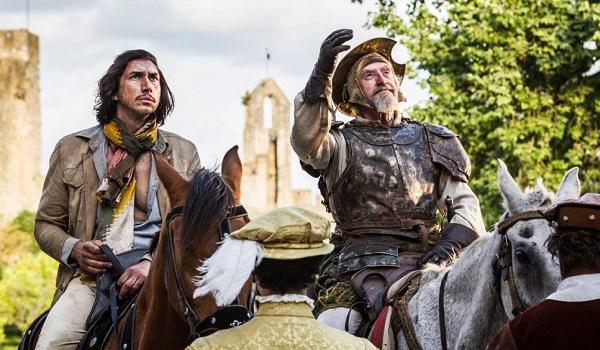 Adam Driver Jonathan Pryce The Man Who Killed Don Quixote