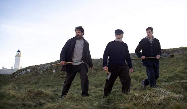 Gerard Butler Peter Mullan Connor Swindells The Vanishing