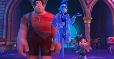 John C. Reilly Sarah Silverman Ralph Breaks the Internet