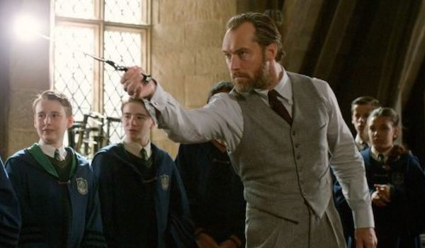 Jude Law Fantastic Beasts The Crimes of Grindelwald FilmBookCast
