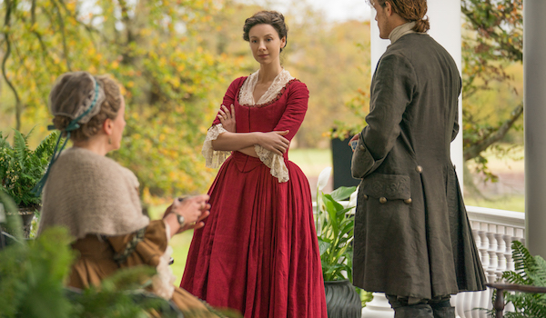 TV Review: OUTLANDER: Season 1, Episode 2: Do No Harm [Starz]