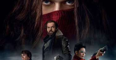 Mortal Engines Hong Kong Movie Poster