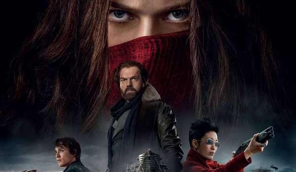 Mortal Engines Hong Kong Movie Poster
