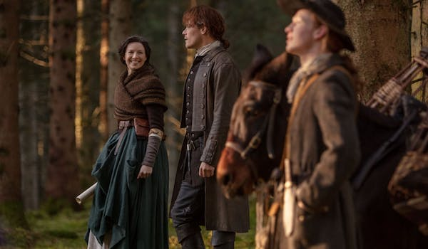 OUTLANDER: Season 4, Episode 4: Common Ground TV Show Trailer [Starz]