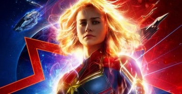 Captain Marvel Movie Poster 2