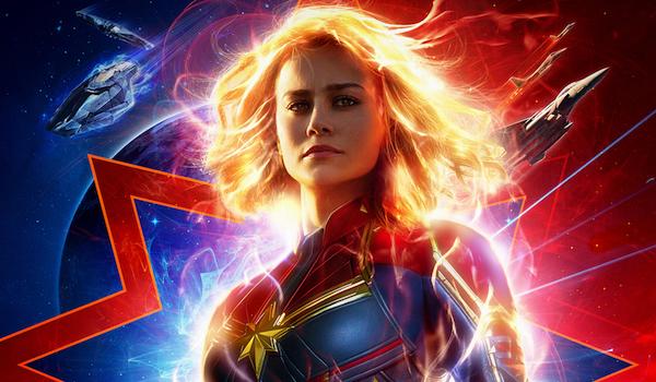 Captain Marvel Movie Poster 2