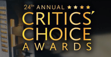 Critics' Choice Awards 2019 Logo