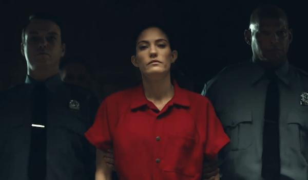 Jennifer Carpenter The Enemy Within