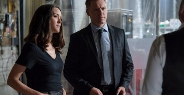 Megan Boone Diego Klattenhoff The Blacklist The Pawnbrokers