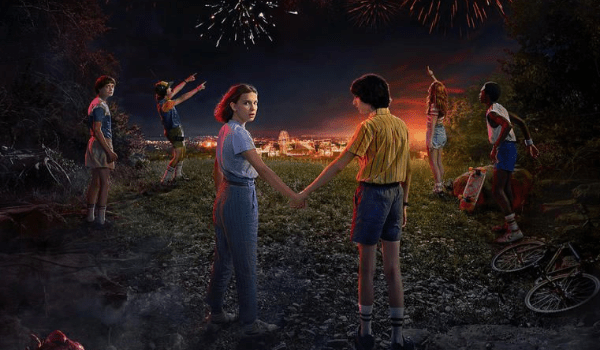 Stranger Things season 3 coming to Netflix in July