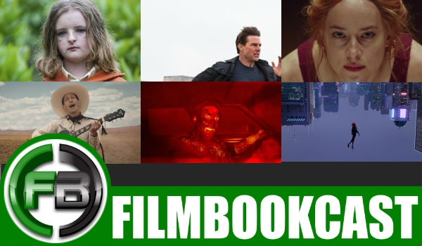 Top Ten FilmBookCast 2018