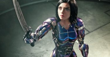 Alita: Battle Angel FilmBookCast