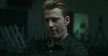 Chris Evans Avengers Endgame