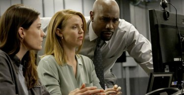 Jennifer Carpenter Morris Chestnut Kelli Garner The Enemy Within