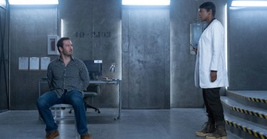 Mark Paul-Gosselaar The Passage How You Gonna Outrun The End of The World?