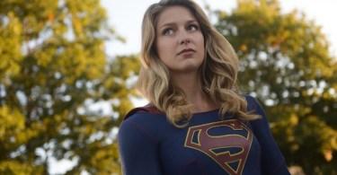 Melissa Benoist Supergirl Bunker Hill