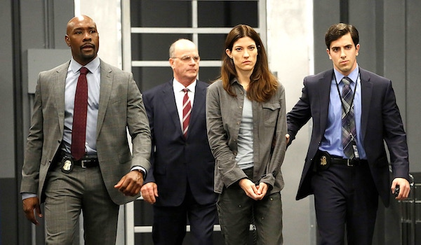 Morris Chestnut Jennifer Carpenter John Finn The Enemy Within