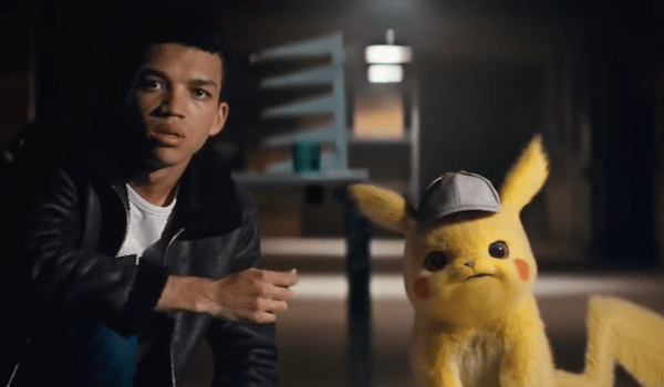 Pokemon Detective Pikachu 2019 Movie Trailer 2 Ryan Reynolds Searches For Justice Smith S Father Filmbook
