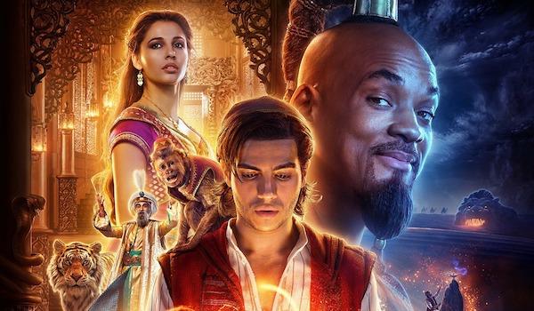 Aladdin 2019 Movie Poster