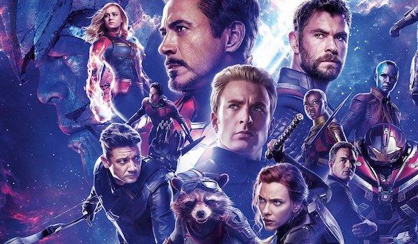 Avengers: Endgame New Chinese Poster Revealed