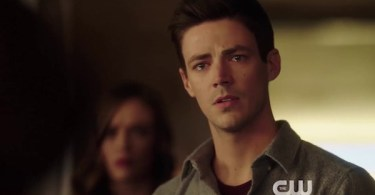 Grant Gustin The Flash Time Bomb