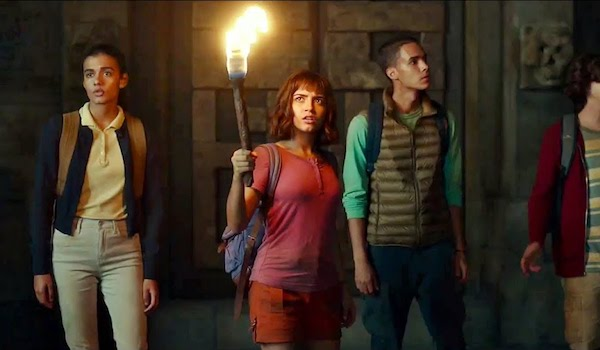 Dora And The Lost City Of Gold 2019 Movie Trailer Isabela Moner